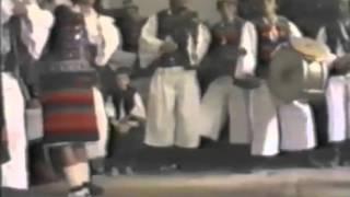 """Dans popular românesc ,,Învârtita"""" şi ,,Jurelul"""" din Valea Stejarului, Maramureş - 1990"""