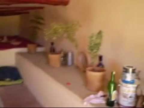 la maison d'hotes Ighrme au Maroc