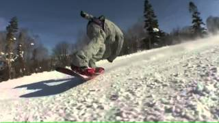 Best of Snowboarding: best of flat tricks and ground tricks #2