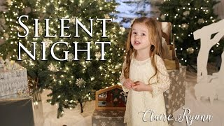 Silent Night - 4-Year-Old Claire Ryann