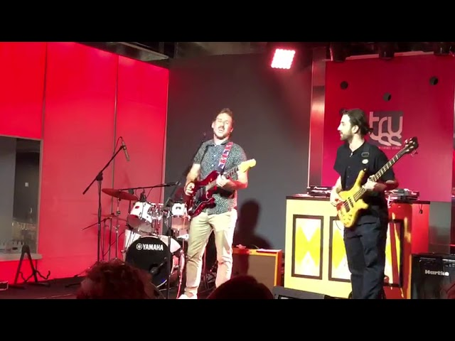 The nameless four - Seven Nation Army ( cover), sala truss WIZINK CENTER madrid