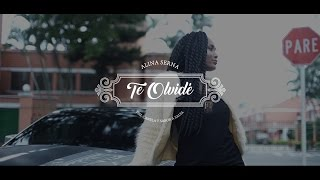 Salsa Urbana 2017 - Alina Serna - Te Olvidé (Vídeo Oficial)