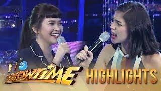 It's Showtime Miss Q & A: Anne's hilarious question to Bela