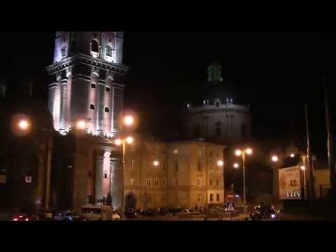 ЛЬВІВ…Вечірнє місто  – Львов…Вечерний город – Evening city of Lviv
