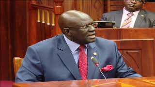 Prof. Magoha defends 'mechanical' style of management