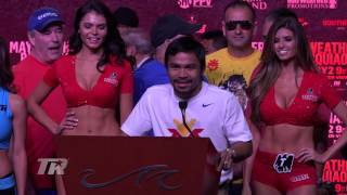 Manny Pacquiao Fan Rally Highlights