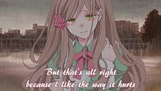 Nightcore - Love The Way You Lie (Cover) || Lyrics「Ariana Grande」