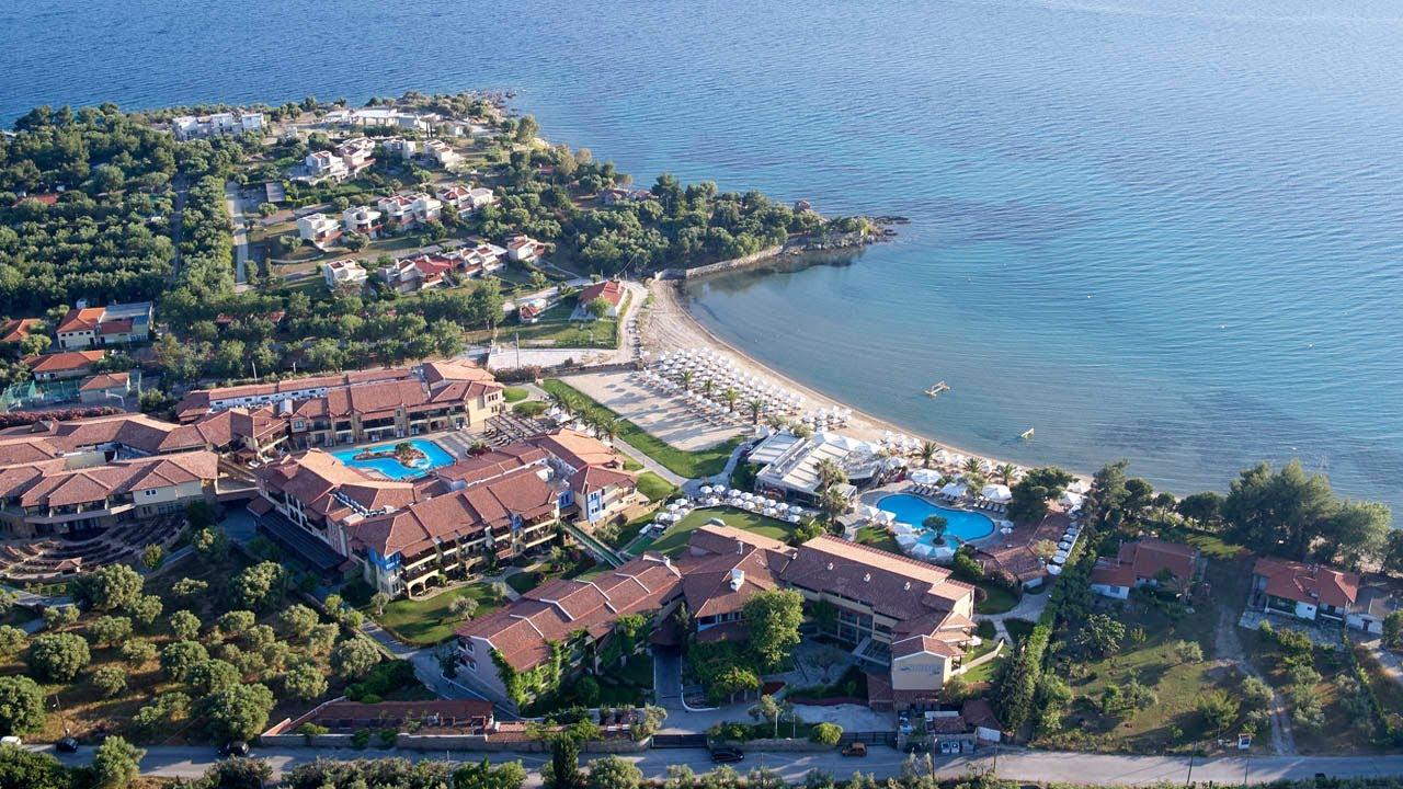 Hotel Anthemus Sea Beach Suites Sithonia (3 / 30)