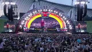 Bon Jovi - Rock You Like A Hurricane (Munich 2011) Scorpions Cover