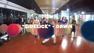"""Sidekick"" - Dawin | Junexzy Choreography | @Citigym Cardio Hiphop"