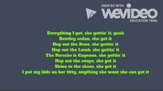 Young Thug - Chanel Ft. Gunna & Lil Baby lyrics