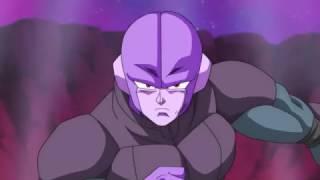 Sound Effects - SSJB Goku vs Hit