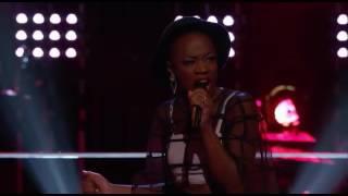 The Voice USA - Kimberly Nichole & Lowell Oakley (Hound Dog)