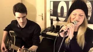 Coralie&Gaëtan - Alone ( cover Selah Sue)