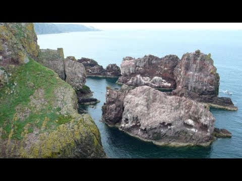 Sea Kayaking – Scotland –  Eyemouth to St Abbs Head.
