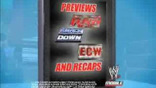 WWE Mobile -- Superstars On the Go