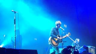Noel Gallagher's High Flying Birds -The Masterplan - Birmingham Genting Arena 29/4/16