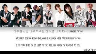 Running 2 U - NCT 127 Lyrics [Han,Rom,Eng] {Color/Colour Coded}