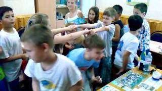 London Bridge is falling down (Chernihiv Magnet School #1)