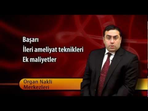 Böbrek nakli, organ nakli merkezleri