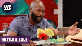 'Thandi, WTF Are You Doing Here!?' Sneak Peek | Hustle & Soul | WE tv