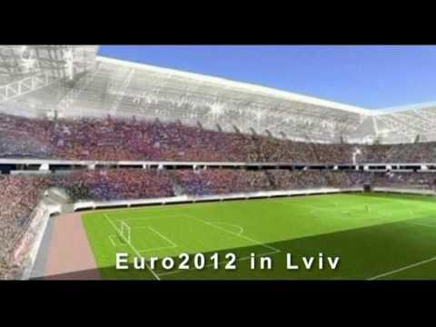 Lviv. Euro 2012.