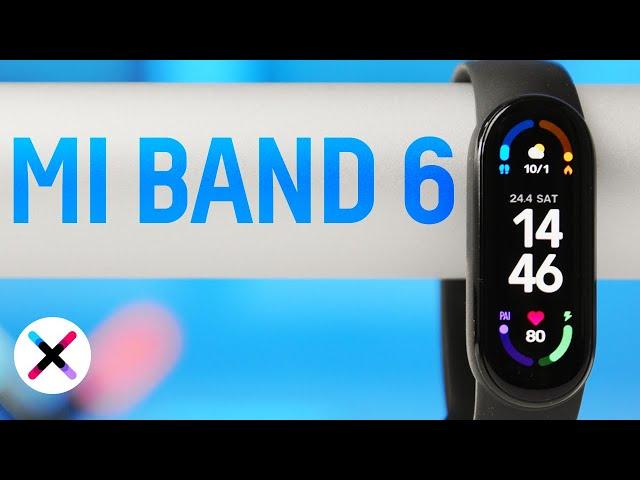 OPASKA NA SZÓSTKĘ! ⭐ | Test, recenzja Xiaomi Mi Band 6
