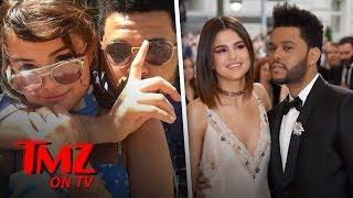 The Weeknd Whacked Selena | TMZ TV