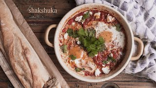 Shakshuka - Ovos com Molho de Tomate | Receitas pelo Mundo