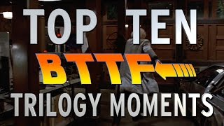 Top 10 Back To The Future Trilogy Moments (Quickie)