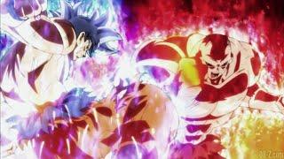 Goku Vs Jiren [AMV] -Feel Invincible🎵