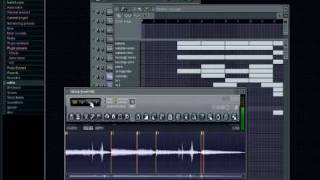 Fl studio base de sample Hip Hop - sample hip hop beat