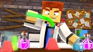 Minecraft Labs - The Mad Scientist !?