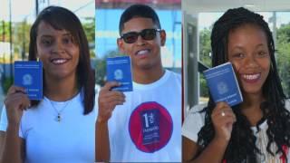 Jovens têm primeiro encontro com o mercado de trabalho através do Programa Primeiro Emprego