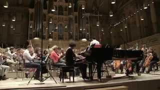 Yuja Wang: Ravel's Piano Concerto in G Major, Presto