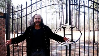 """Woken"" Matt Hardy surveys the gates to The Sacred Land of Deletion: Exclusive, March 19, 2018"