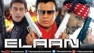 Elaan | Hindi Movies | John Abraham Movies | Bollywood Action Movies