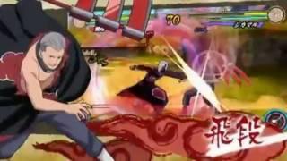 Naruto Shippuuden Narutimate Accel 3 Final trailer