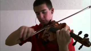 Written In the Stars (Violin Cover) - Tinie Tempah feat. Eric Turner - Nathan Hutson