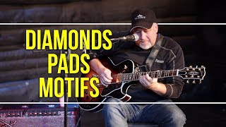 Diamonds, Pads and Motifs | Electric Guitar Workshop