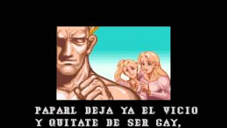 Super Stress Faijters II - Final de Gay (Guile)