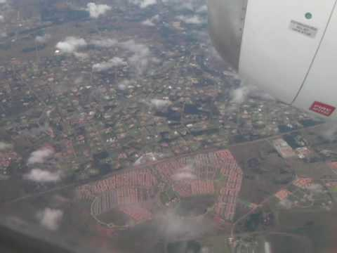 Smooth take off from Joburg 1