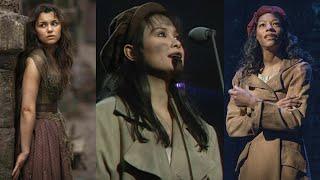 "Les Misérables ""On My Own"" Supercut featuring Lea Salonga, Lea Michele and More!"