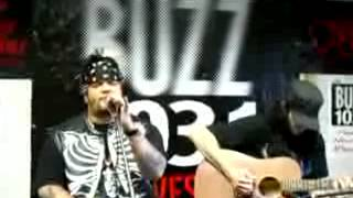 Saliva  Always  acoustic, live in the Buzz Lounge