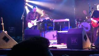 Teenage Fanclub - Baby Lee, live @ El Tren (Granada, 2010-11-30)