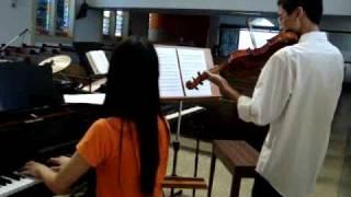 One Piece - Bink´s Sake Piano & Violin