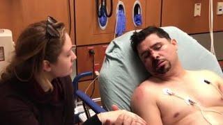 Primeras declaraciones de larry Hernández después de su accidente 12/30