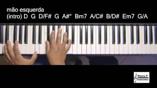 RENASCER PRAISE 6  - PROMESSA ( aprenda a tocar fácil )