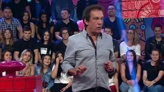 AO VIVO: BALIZA COM CELULAR NO PARA-CHOQUE 01/03