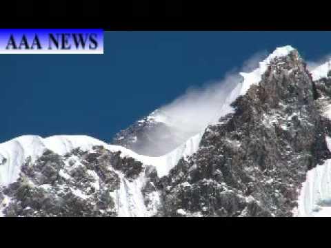 2011/4/17 AAA NEWS 1407 Mt.Everest View at Gorak Shep